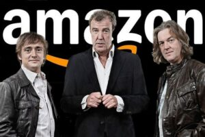 The Top Gear Trio on Amazon Prime