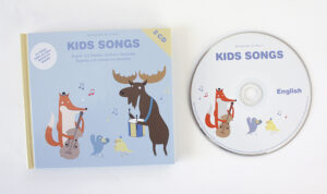 Bilingual by music kids song swedish and english illustrated by asa wikman 2 © asa wikman