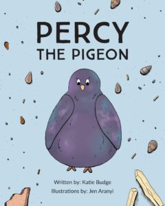 percy the pigeon
