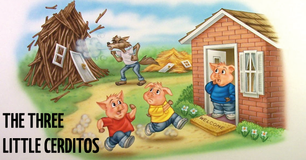 'The Three Little Pigs'